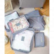 Органайзер для багажа «Joli Angel» SR-421, серый