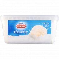 Мороженое «Юкки Мега» пломбир с ароматом ванили 1 кг.