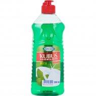 Средство для мытья посуды «Kubus» мята, 0,5 л