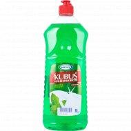 Средство для мытья посуды «Kubus» мята, 1 л