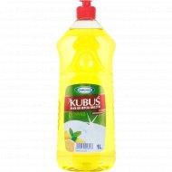 Средство для мытья посуды «Kubus» лимон, 1 л