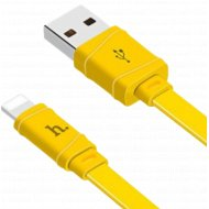 Дата-кабель «Hoco» X5 Bamboo Lightning, 1.0 м.