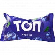 Мороженое «ТОП» с черничным вареньем, 70 г