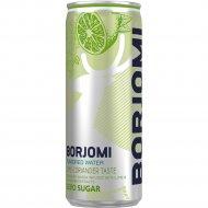 Вода минеральная «Borjomi» Flavored Water Лайм-Кориандр, 330 мл
