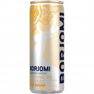 Вода минеральная «Borjomi» Flavored Water Цитрус-Имбирь, 0.33 л