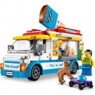 Конструктор «LEGO» City, Грузовик мороженщика