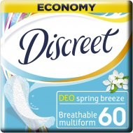 Женские прокладки «Discreet» Deo Spring Breeze Multiform Trio, 60 шт.
