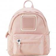 Рюкзак «Upixel» Funny Square, WY-U18-3, светло-розовый