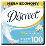 Гигиениские прокладки «Discreet» Deo Spring Breeze Multiform, 100 шт.