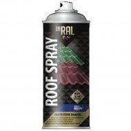 Краска-эмаль аэрозольная «Inral» 8017, металл 400 мл. шоколадный.