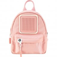 Рюкзак «Upixel» Funny Square, WY-U18-4, светло-розовый