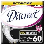Прокладки женские «Discreet» Deo Irresistible Multiform Trio, 60 шт.