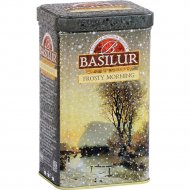 Чай чёрный листовой «Basilur» Festival, 85 г.