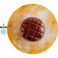 Тесто песочное шоколадное замороженное , 500  г.