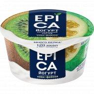 Йогурт «Epica» киви и фейхоа, 4.8%, 130 г