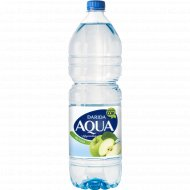 Напиток «Aqua» с ароматом яблока 1.5 л.