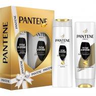 Набор «Pantene» густые и крепкие, шампунь и бальзам, 250+200 мл