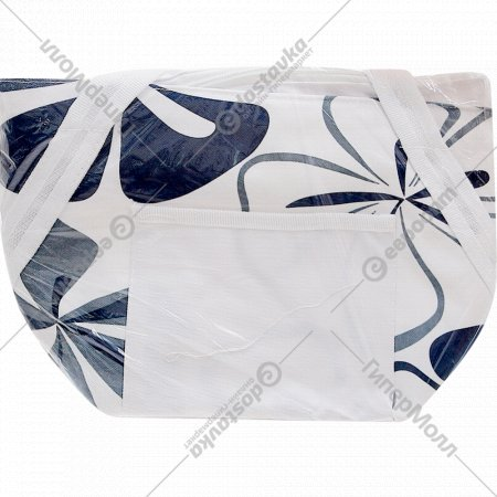 Сумка изотермическая текстильная 34х15х22 см, 8 л.