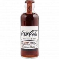 Напиток сильногазированный «Coca-Cola» smoky, 200 мл.