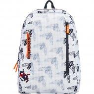 Рюкзак «Upixel» BY-BB008, белый принт