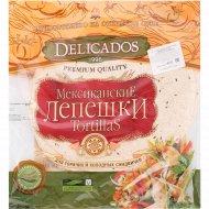 Лепешки пшеничные «Delicados» мультизлаковые, 400 г