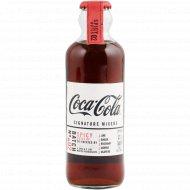 Напиток сильногазированный «Coca-Cola» spicy, 200 мл.