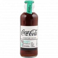 Напиток сильногазированный «Coca-Cola» herbal, 200 мл.