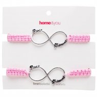 Набор браслетов «Home&You» 56187-ROZ1-BRANS