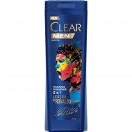 Шампунь для волос «Clear Men» с углём и мятой, 400 мл