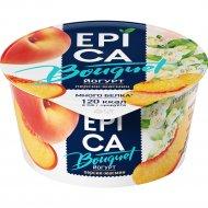 Йогурт «Epica» персик и жасмин, 4.8%, 130 г