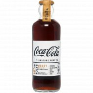 Напиток сильногазированный «Coca-Cola» woody notes 04, 200 мл.