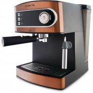 Кофеварка «Polaris» PCM 1515E, бронза.