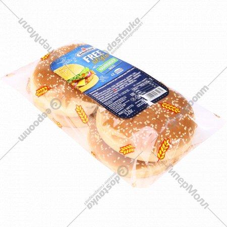 Булочки для гамбургеров «Maxi» 4 шт.