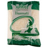 Крупа рисовая «Ракан» «SunRice» Basmati, 800 г.