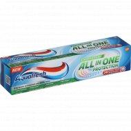 Зубная паста «Aquafresh» с фтором, 100 мл.