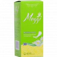 Прокладки женские «Meggi» Multiform Deo 30 шт.