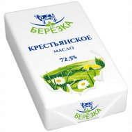 Масло «Крестьянское» 72.5%, 160 г.
