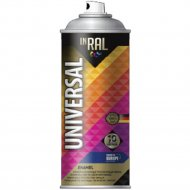 Краска-эмаль универсальная «Inral» 9003, 400 мл. белый матовый.