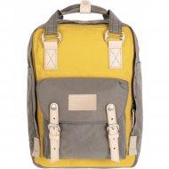 Рюкзак «Михи-Михи» желто-серый