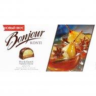 Десерт «Bonjour Konti» со вкусом груша с французской ванилью, 232 г.
