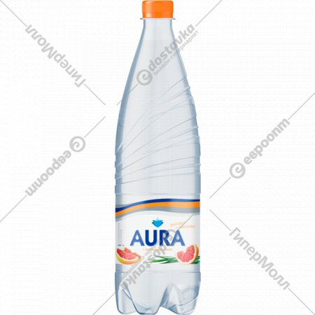 Напиток «Aura» грейпфрут-лемонграсс, 1 л.