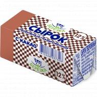 Сырок глазированный «Савушкин» с какао и ванилином, 12%, 50 г.