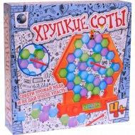 Игрушка развивающая мозаика «Хрупкие соты».
