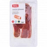 Хамон свиной вяленый без кости «Серрано», 100 г