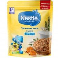 Каша молочная «Nestle» гречневая с курагой, 220 г.