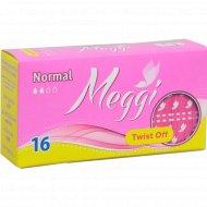 Тампоны «Meggi» Normal 16 шт.