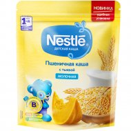 Каша «Nestle» пшеничная каша с тыквой, 220 г.
