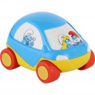 Детская машинка «Смурфики» №3.