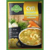 Суп «Овощной с макаронными изделиями» 70 г.