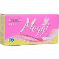 Тампоны гигиенические Meggi Normal-16 шт.